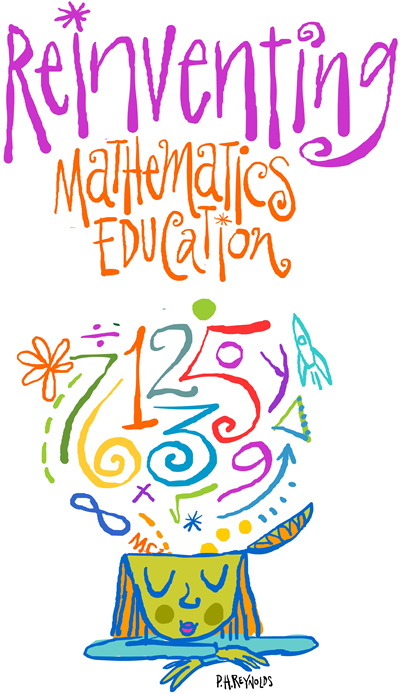 reinventing mathematics new logo 400 X700